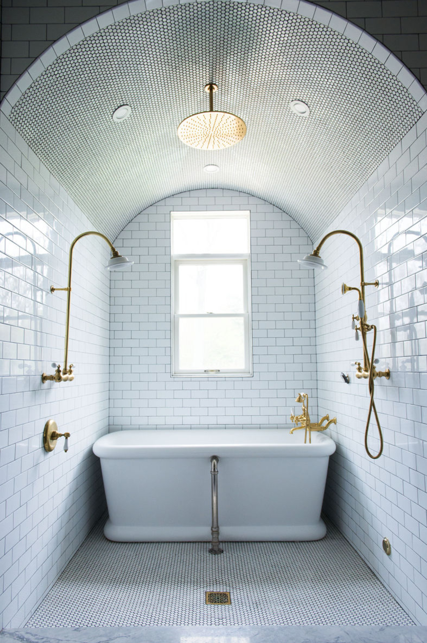 The New Gilded Age Bathroom: 3 Turn-of-the-Century Trends That Are ...