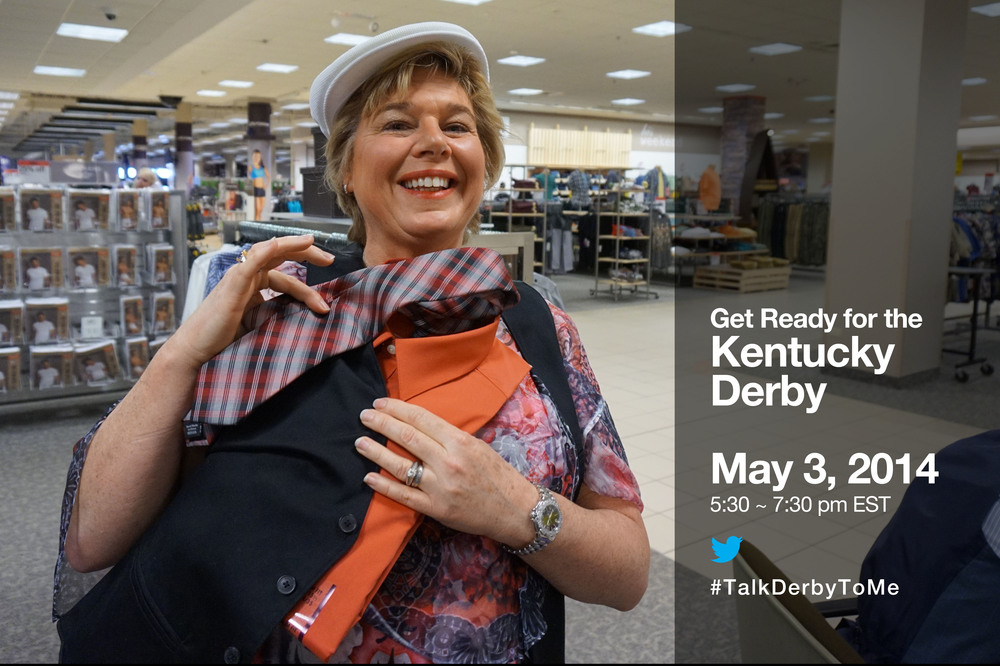 Get ready for our Virtual Kentucky Derby Party!