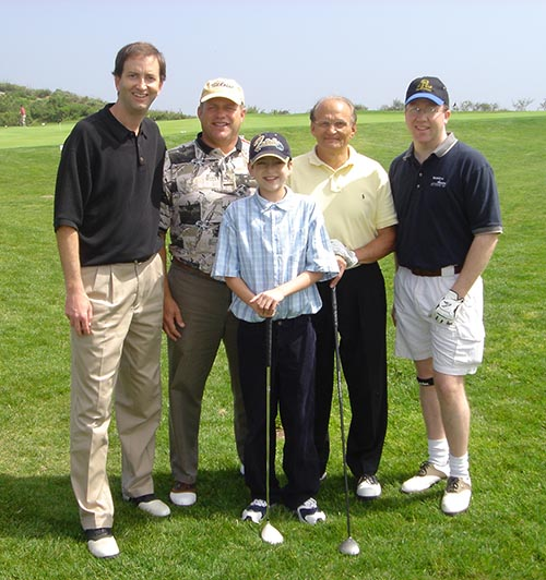 Corporate Sponsor - Golf Tournament for Cystic Fibrosis
