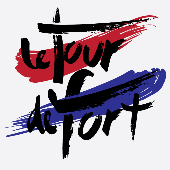 Alternative branding for Le Tour de Fort. They organize a massive pub crawl to explore the city and raise awareness to support American Veterans.