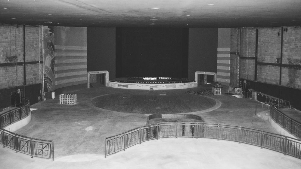 The Clyde Theatre once open, will be the largest standing room venue in Indiana. GET HYPED.