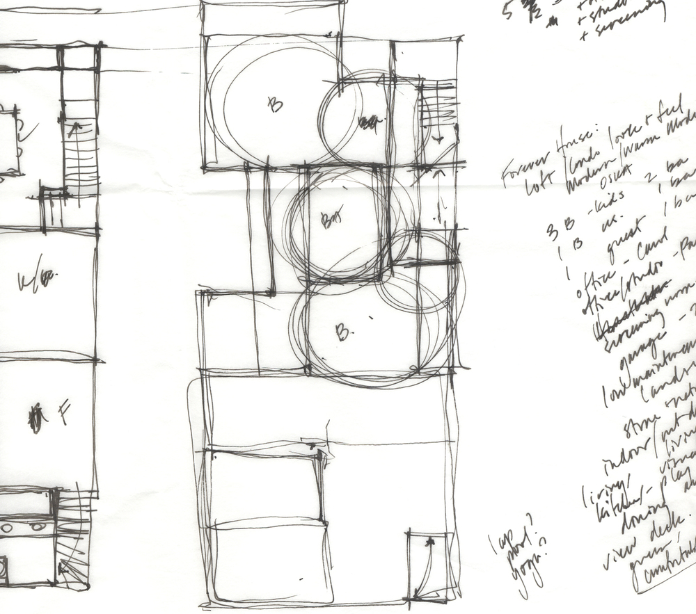 SCHEMATIC DESIGN SKETCH