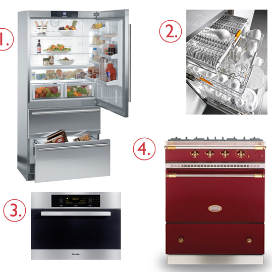 Carol's Favorite Things: Splurge-Worthy Appliances