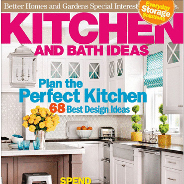 Nob Hill featured in Better Homes and Gardens Kitchen and Bath Ideas