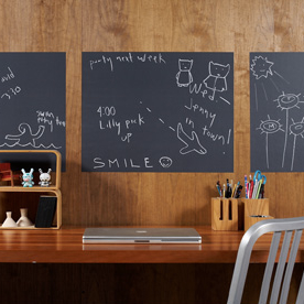 Removable Chalkboard Wall Stickers