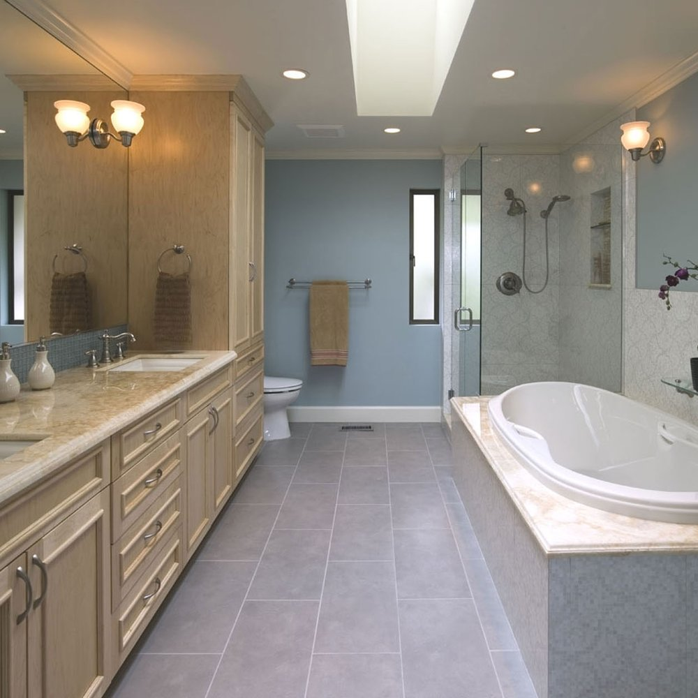 Somerset Master Bath: Before & After