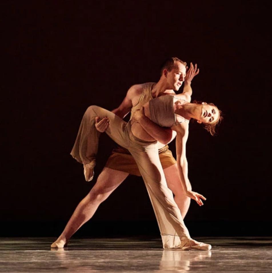 Michael Burke -St. Louis Ballet