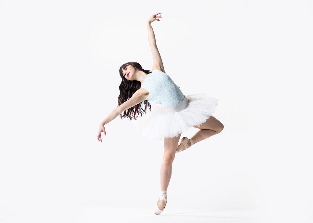 Topaz Davis - California Ballet