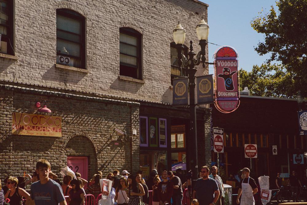 voodoo donuts Portland