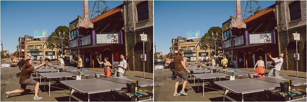 Portland ping pong