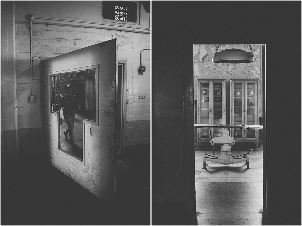 Alcatraz Prison photography