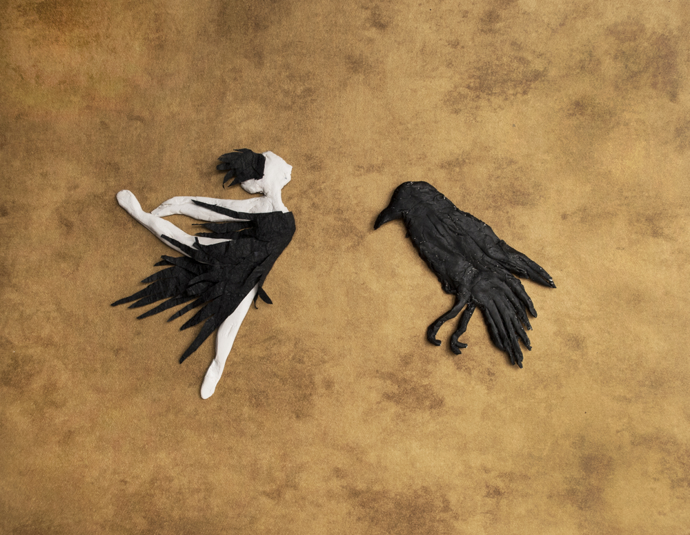 Bird/Dancer #2
