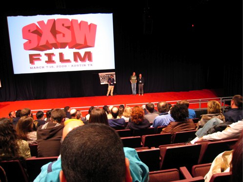Zellner Brothers' Q&A at South by Southwest.