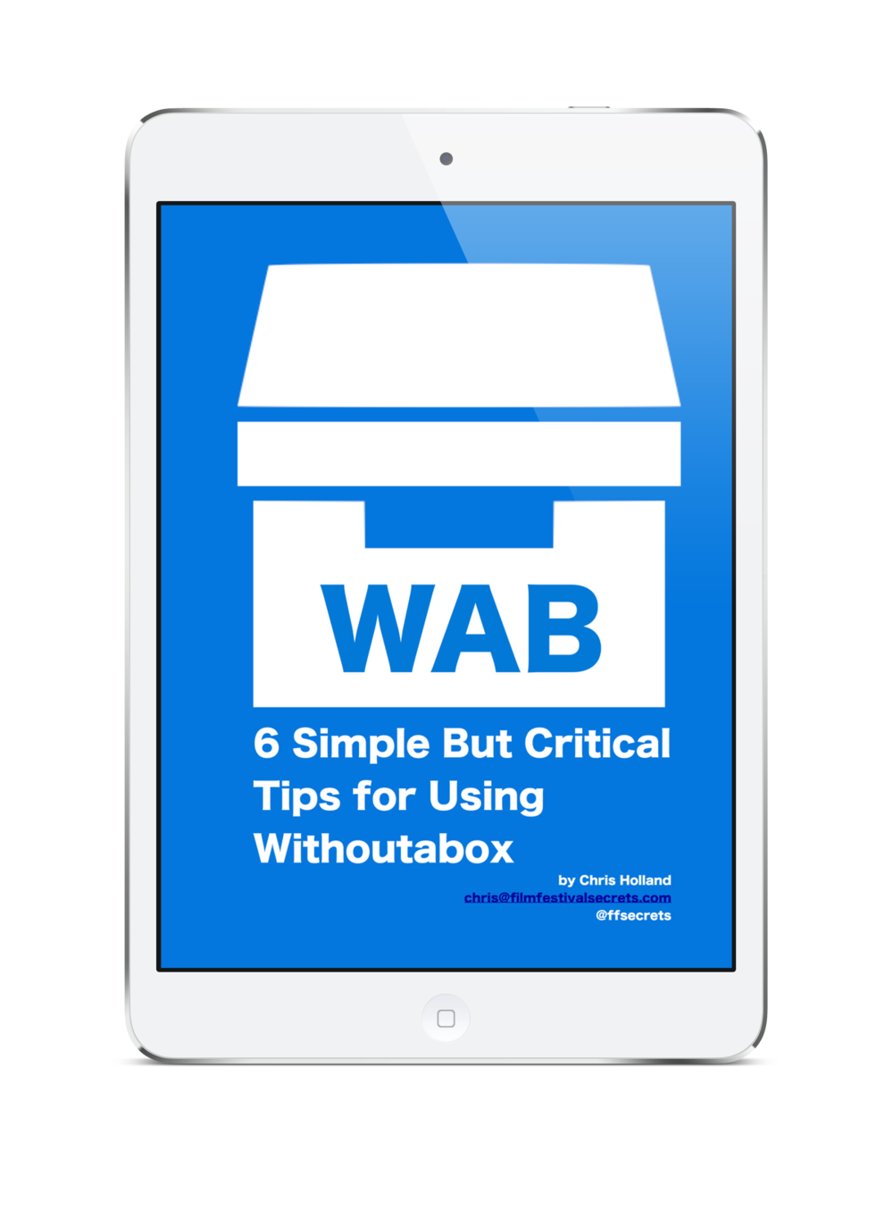 6 Simple But Critical Tips for Using Withoutabox