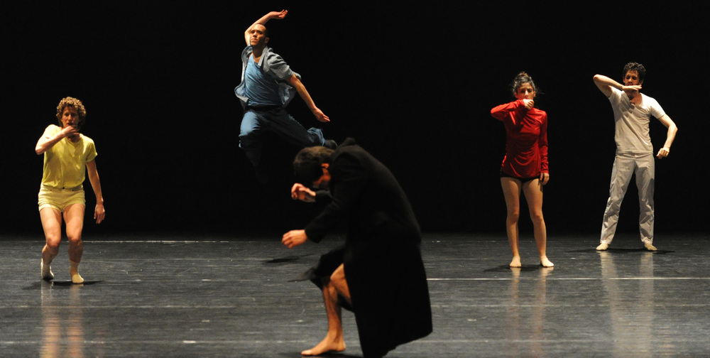 Idan Sharabi and Dancers