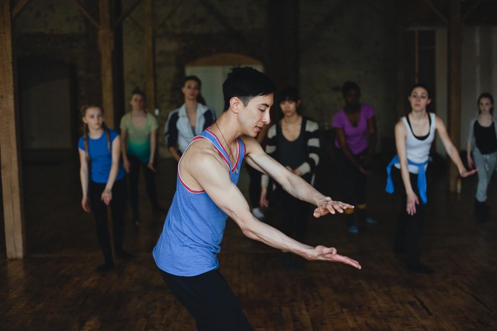 PETER  Chu  | Choreographer