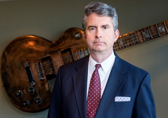 Ed Lanquist, Jr. Patterson Intellectual Property Law