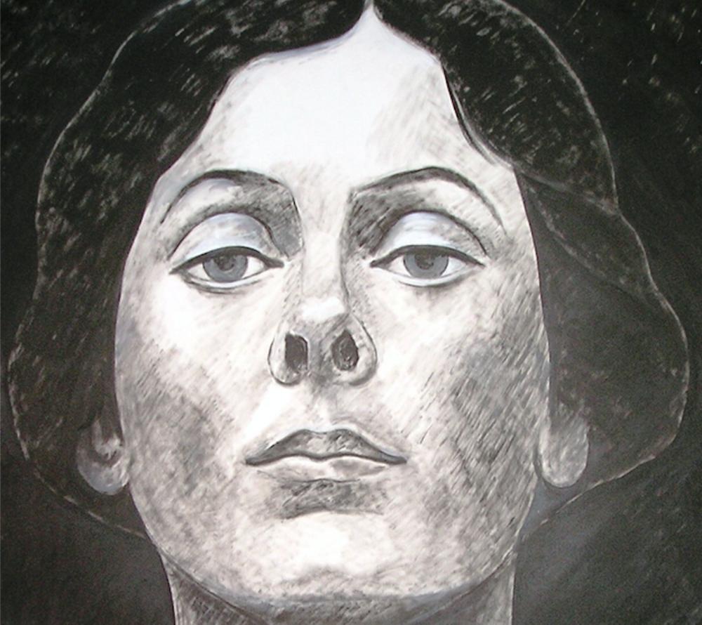 """Jose Garcia y Mas """"Isadora Duncan"""""""