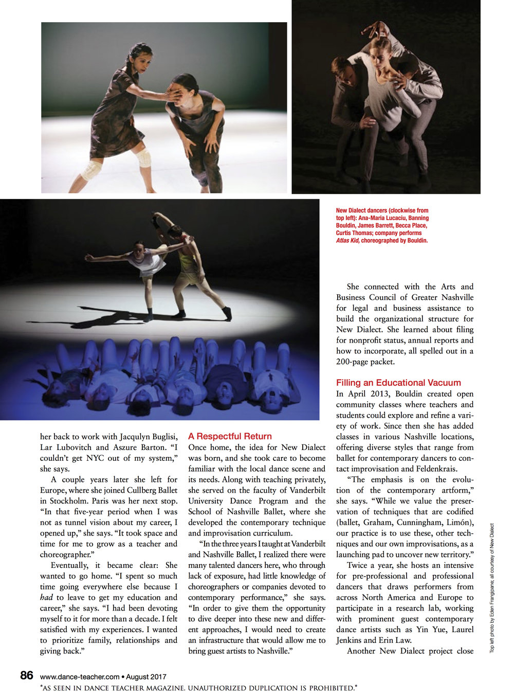 Dance Magazine Article 2017 2.jpg