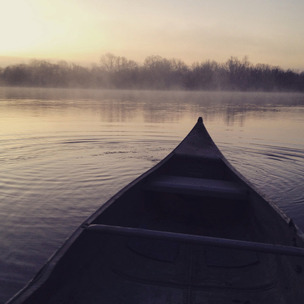 Quill and Arrow : Lake Canoe