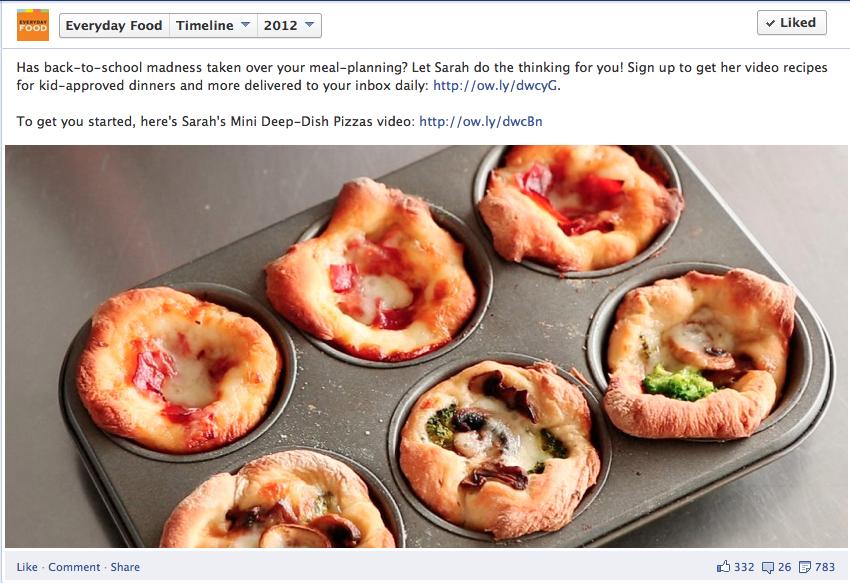 Everyday food social media jolne m bouchon everyday food social media forumfinder Images