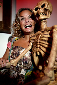 Fright Night Celebrating Halloween With Amy Sedaris Jolene M Bouchon