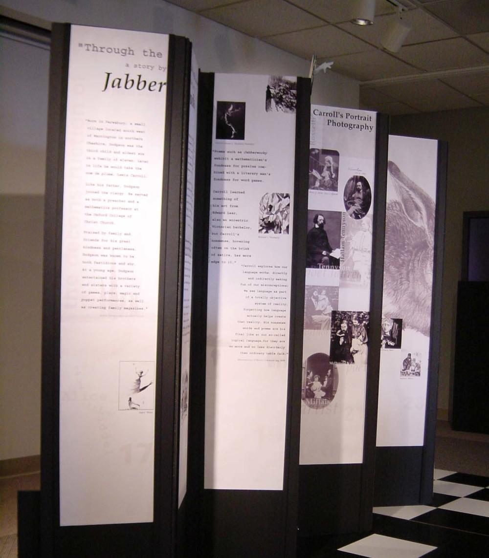 """Deconstructing Jabberwocky"" 2003"