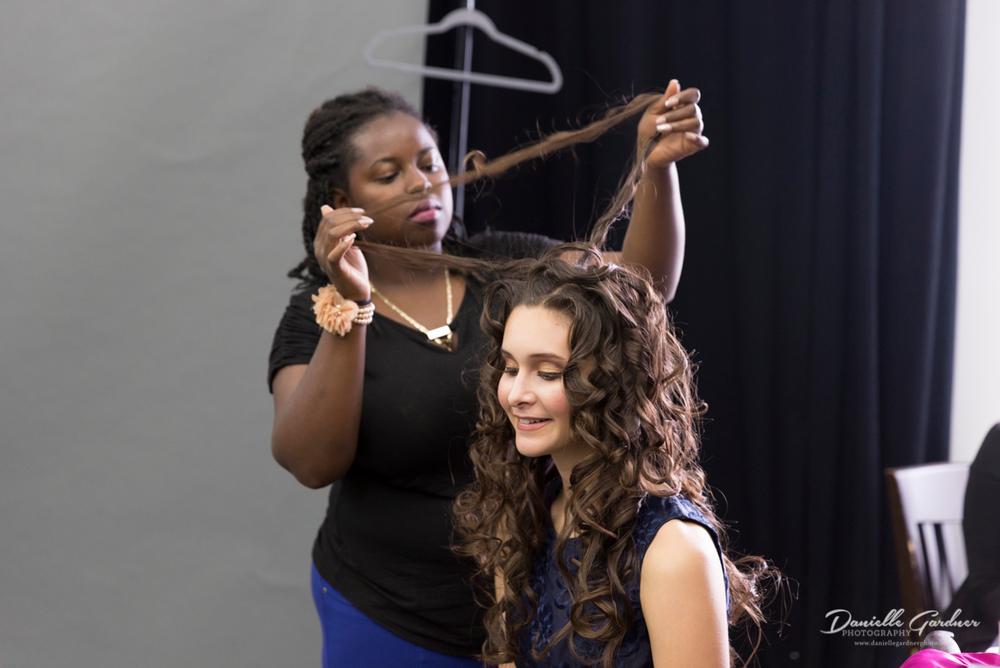 Hair Stylist: Najae Lewis