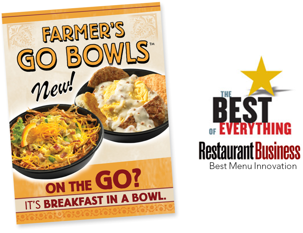 Farmer Boys Breakfast Bowls