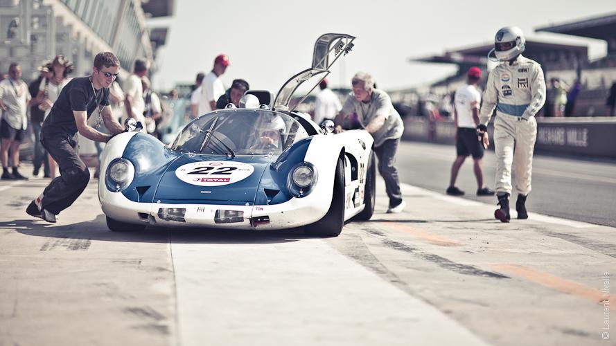 Le Mans Classic - Laurent Nivalle