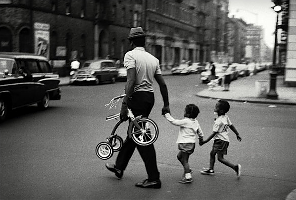Harlem (1956) by Leonard Freed