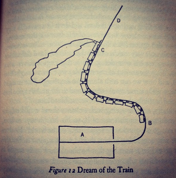 The Jungian Dream of the Train.