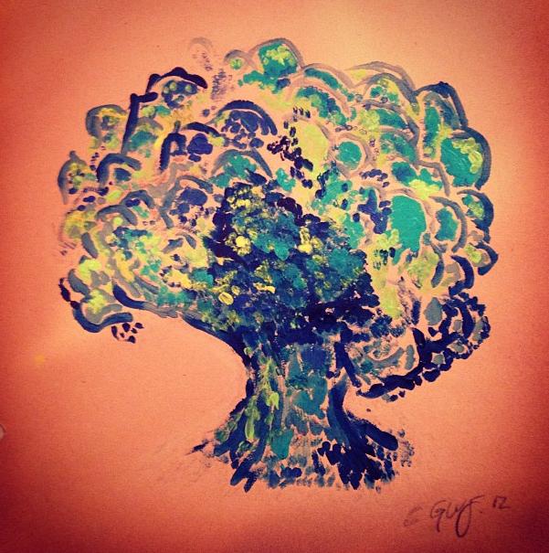 """Coral Cloud"". 2013."