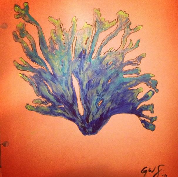 """Coralhead"". 2013."