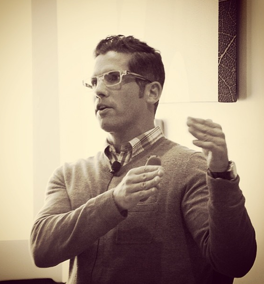 From a recent talk I gave in Boulder, Colorado on data, storytelling and the future of advertising...