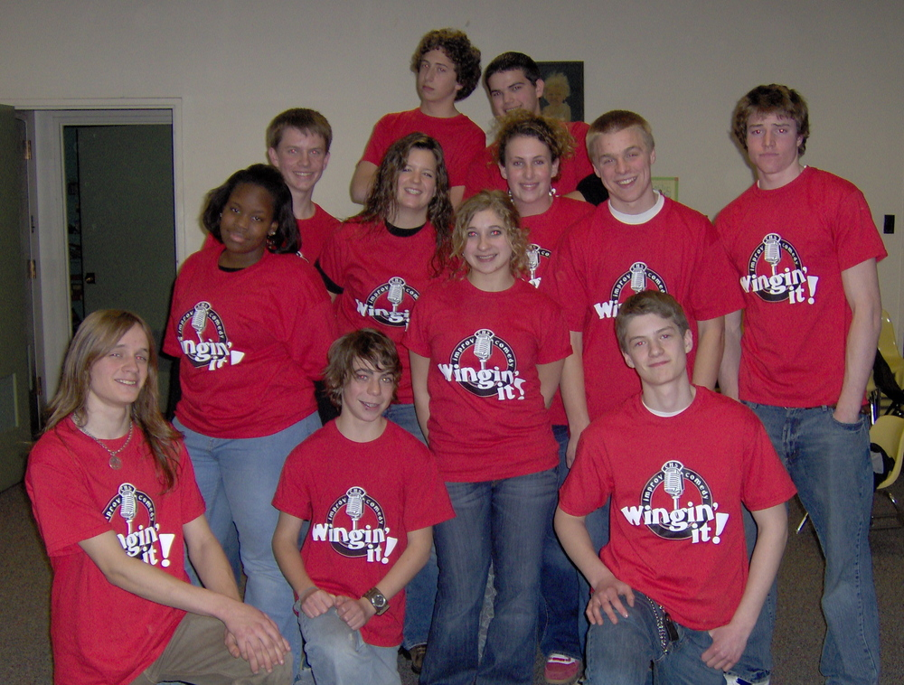 2006 - 2007    Back 2: Nick Bloom, Ben Ramirez  Middle 7: Kirstyn Smith, Travis Stodter*, Megalou Willmann*, Lucy Backer*, Emily Berk*, Luke Wronski, Mark Blashford  Front 3: Jason Smith, Markus MacNamara, Josh Arminio