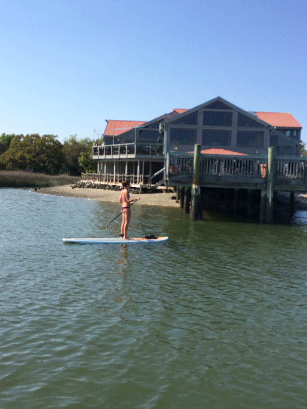 11' Balance by JB Boards...Old Oyster Factory