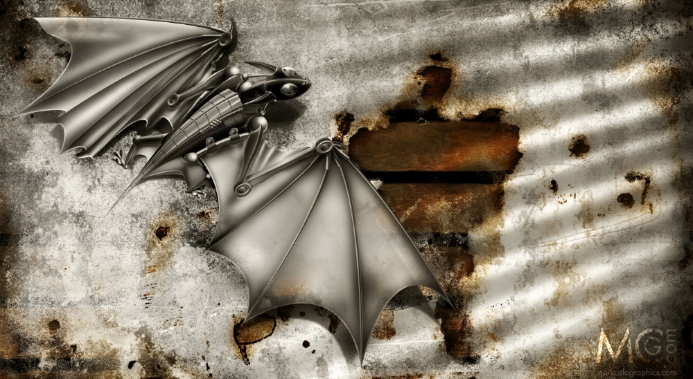 Clockwork Bat