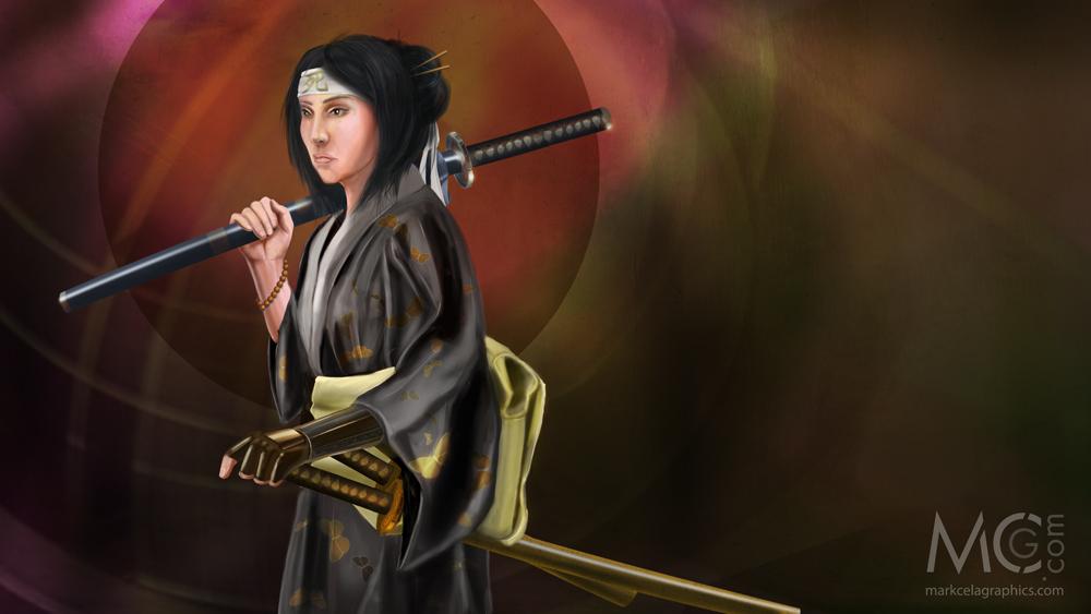 Umasked -  Adobe Photoshop Illustration