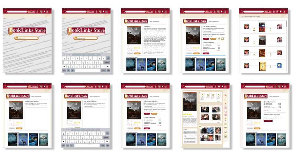 BookLinks Store Portal