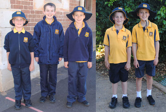 MPS Boys Winter and Summer Uniforms