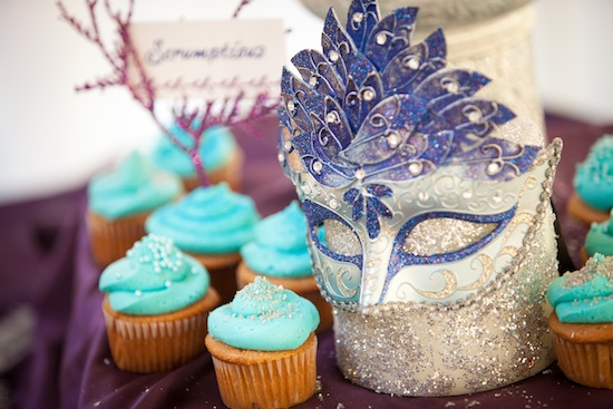 Mardi Gras Wedding Ideas : a fun and festive inspiring photo shoot