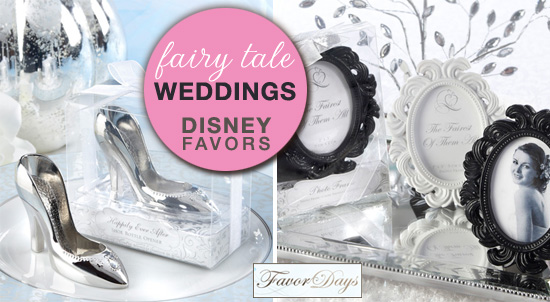 Friday Favor Of The Day Disney Fairy Tale Weddings Collection
