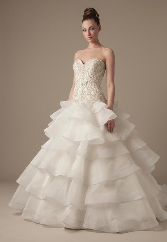 New Spring Wedding Gown Collections from Kleinfeld : Alita Graham ...