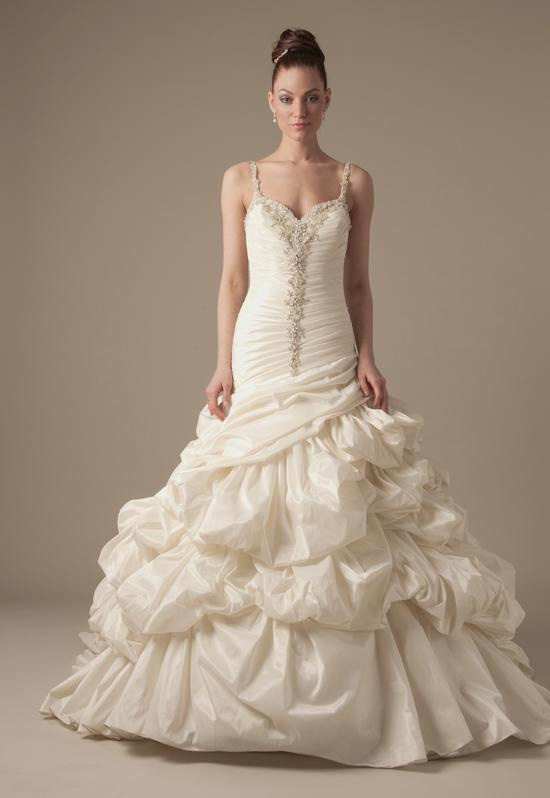 Sweetheart Ball Gown in Taffeta