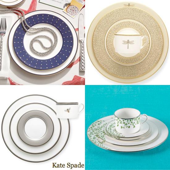 sc 1 st  Brendau0027s Wedding Blog & Kate Spade Dinnerware and Giftware now at Lenox.com