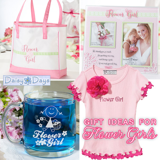 Wedding Gift Ideas For Flowers Girls And Ring Bearers