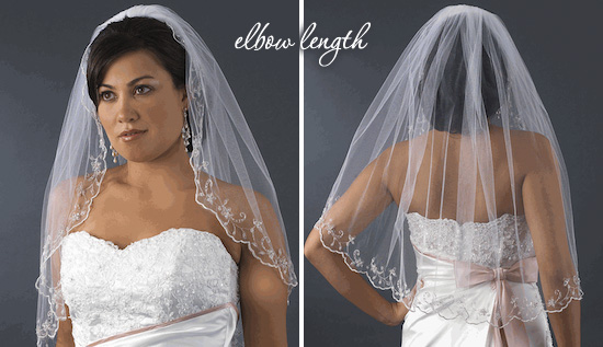 A Guide To Knowing & Choosing The Right Wedding Veil
