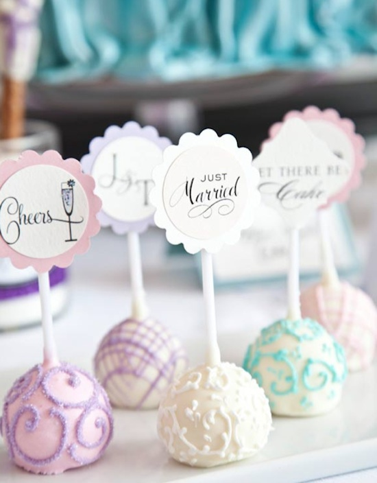 Design Your Own Cake Pop : Friday Freebie : Dessert Toppers for Cake Pops, Cupcakes ...