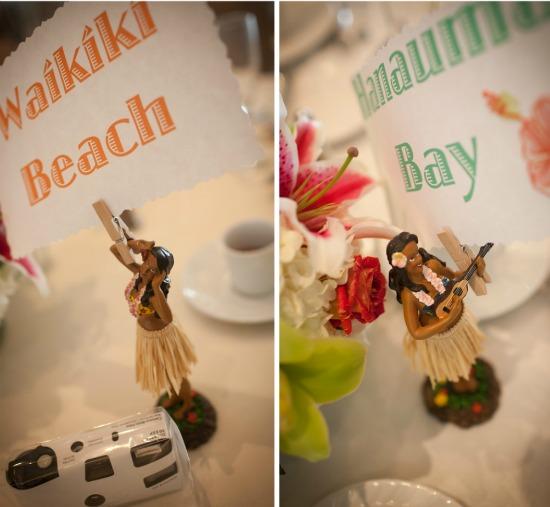 A Hawaiian Themed Wedding In Newport, Rhode Island